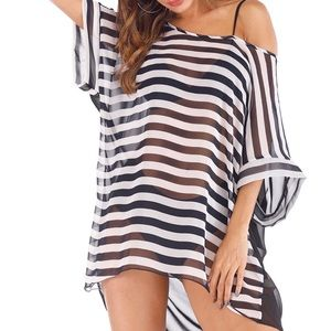 Other - 🌟NEW🌟 Oversized sheer coverup.